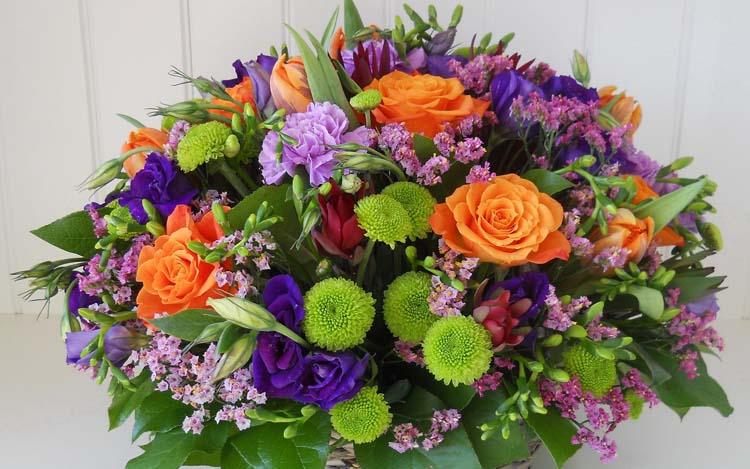 Картинки красивые большие букеты цветов 2