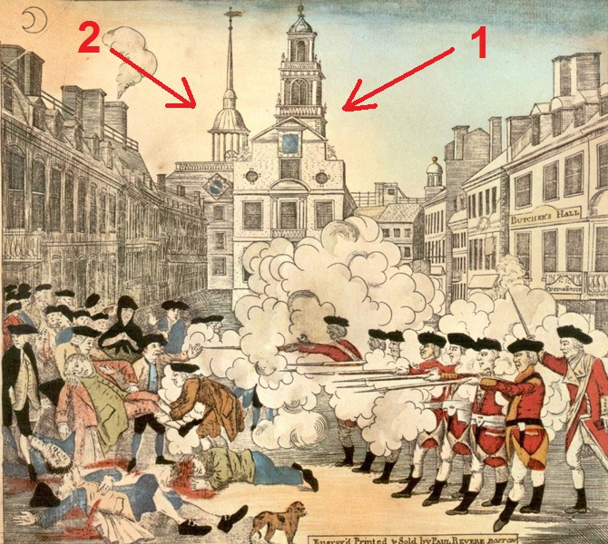 a first person story about paul revere an american patriot