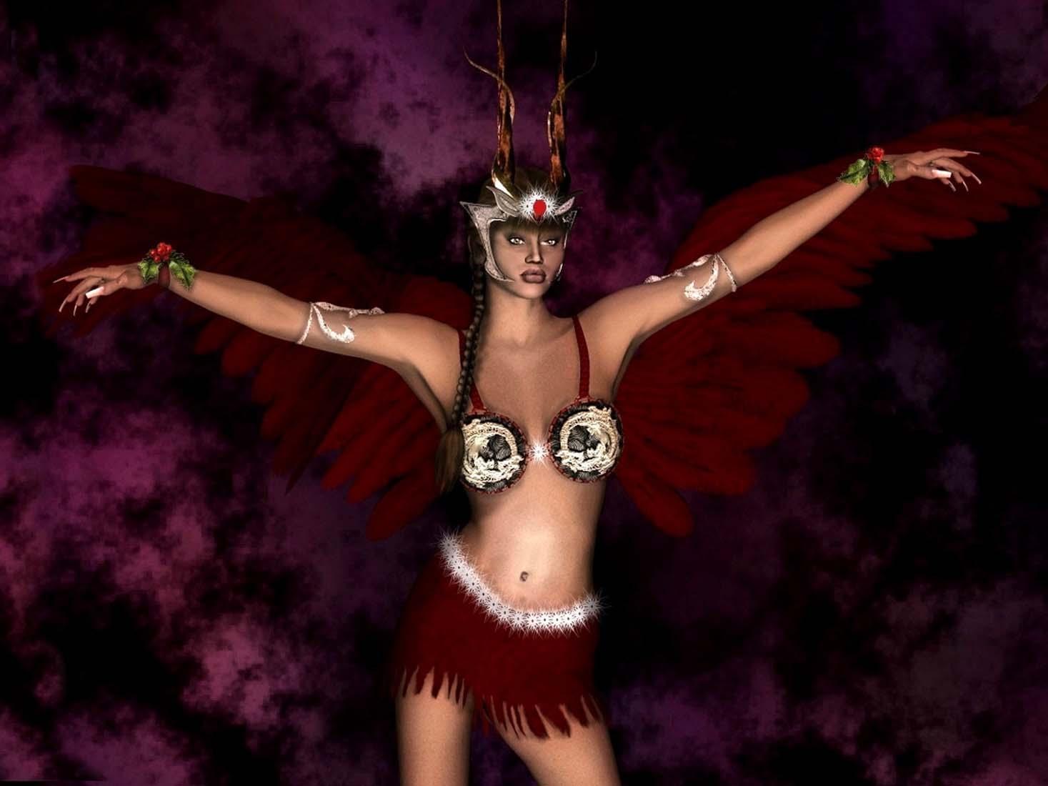 Nude voodoo wallpaper sex movie