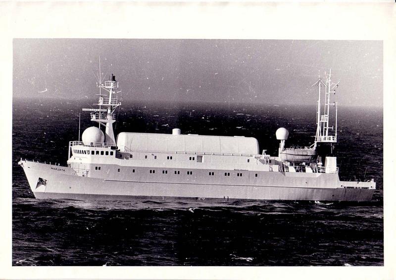 «Марьята» - морской разведчик НАТО