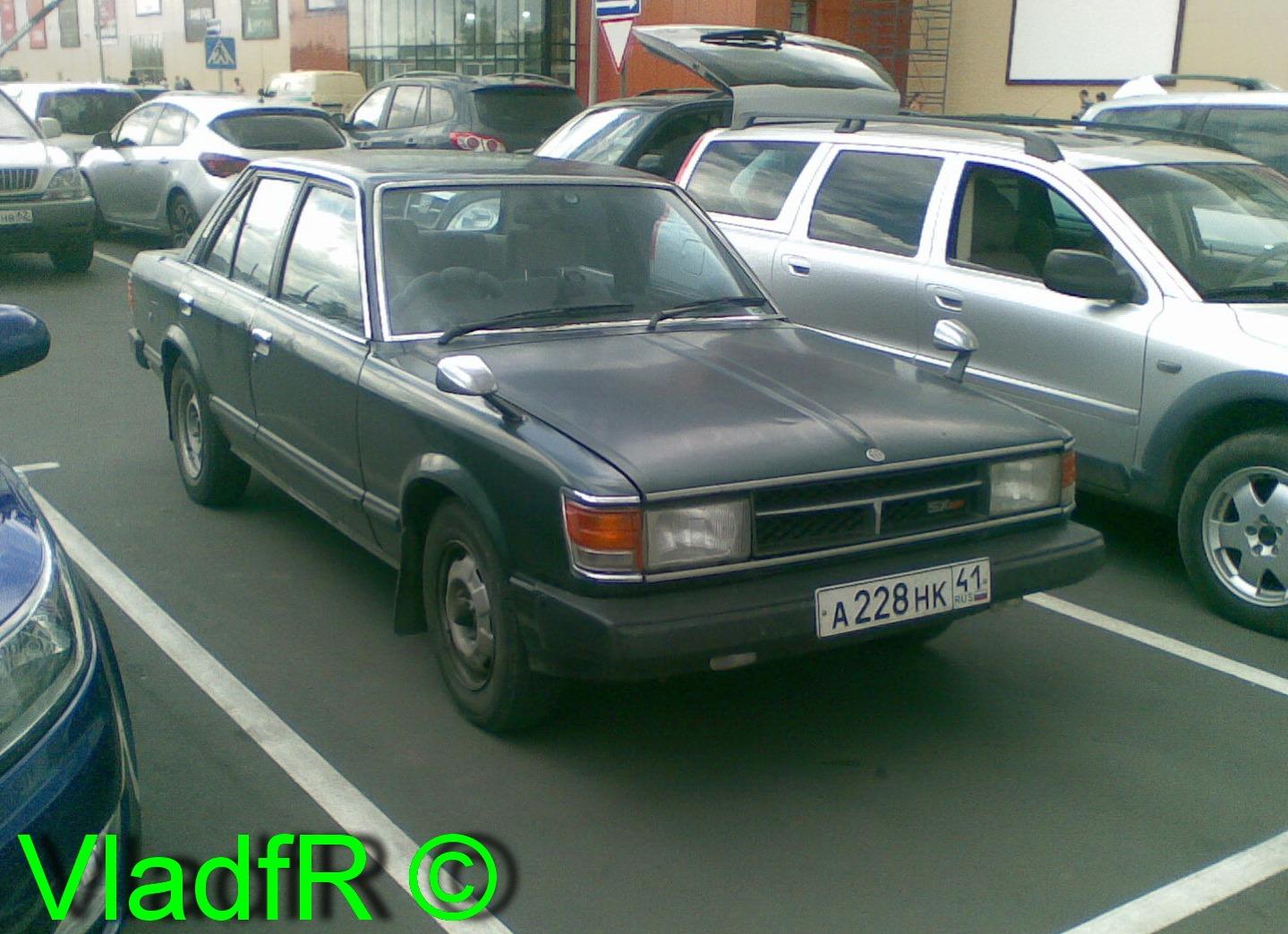 Toyota Селика Камри #8