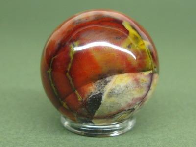 Энергия камней № 81 Мукаит (шар) фото, обсуждение