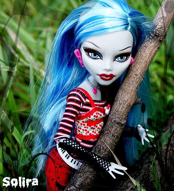 Форум о куклах на DollPlanet.ru • Просмотр темы - Solira: Doll ...