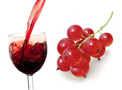 Приготовление вин из красной смородины.