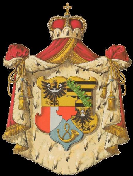 герб семьи и его описание