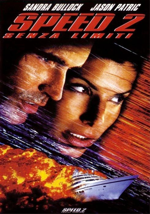 �������� 2: �������� ��� ������� / Speed 2: Cruise Control (1997) HDTVRip
