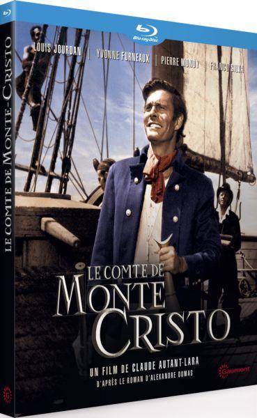 Граф Монте-Кристо / The Story of the Count of Monte Cristo / Le comte de Monte Cristo (1961) BDRip 720p