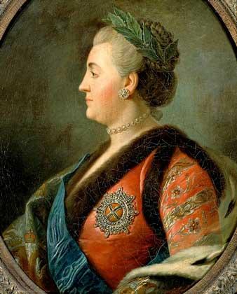 Екатерина 1 император секс