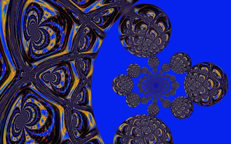 3D Графика Фракталы Обои рабочий стол