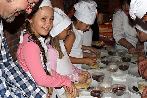 Кулинарные мастер-классы в Да Пино