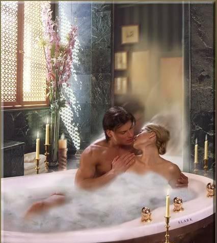 Мужчины и женщины вместе моются фото