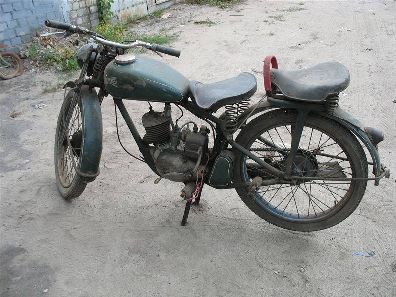 К-125 1949-го года