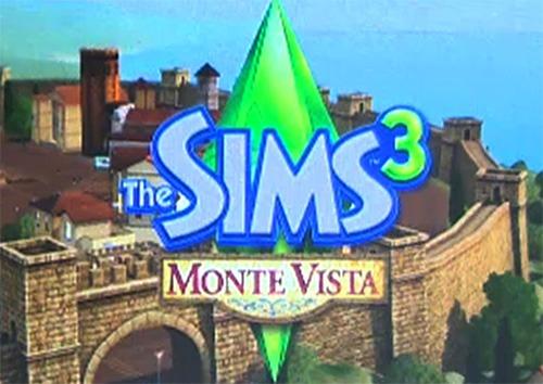 Новости. ЕА Франция разослала пресс-релиз The Sims 3 Monte Vista&quo