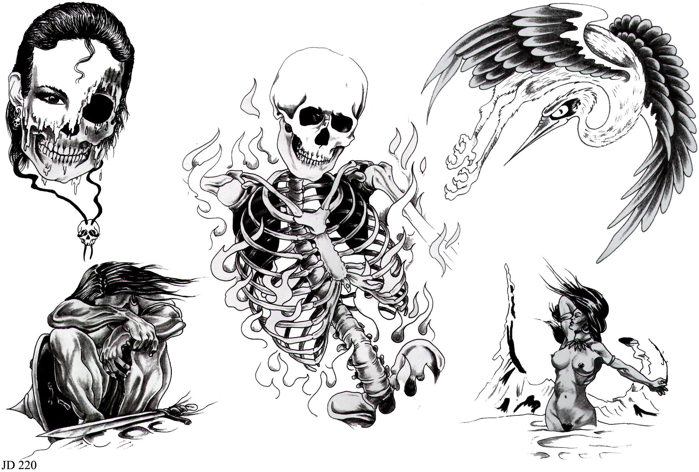 рисунки картинки татуировок