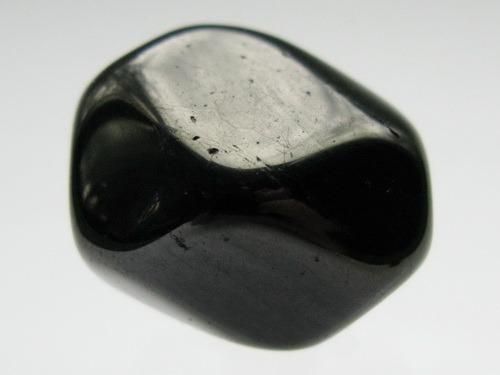 Энергия камней № 92 Гагат (окатанный камень) фото, обсуждение