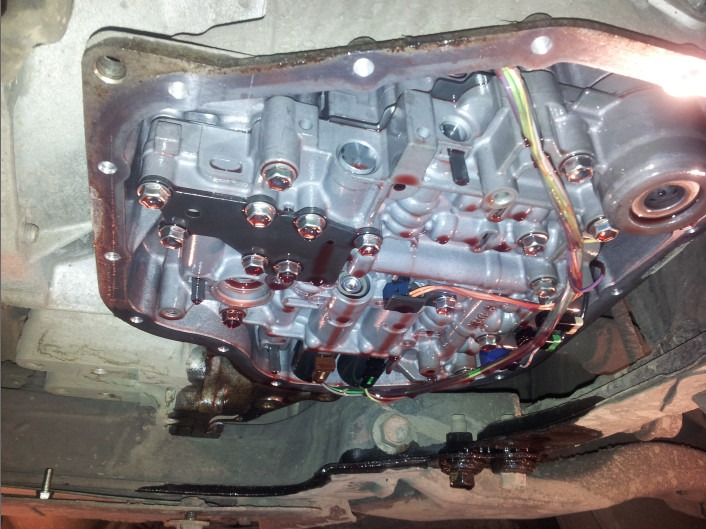 Форум Клуба Владельцев Toyota Avensis :: Просмотр темы - Самостоятельная замена масла в вариаторе