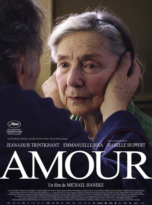 Любовь / Amour (2012)  Лицензия