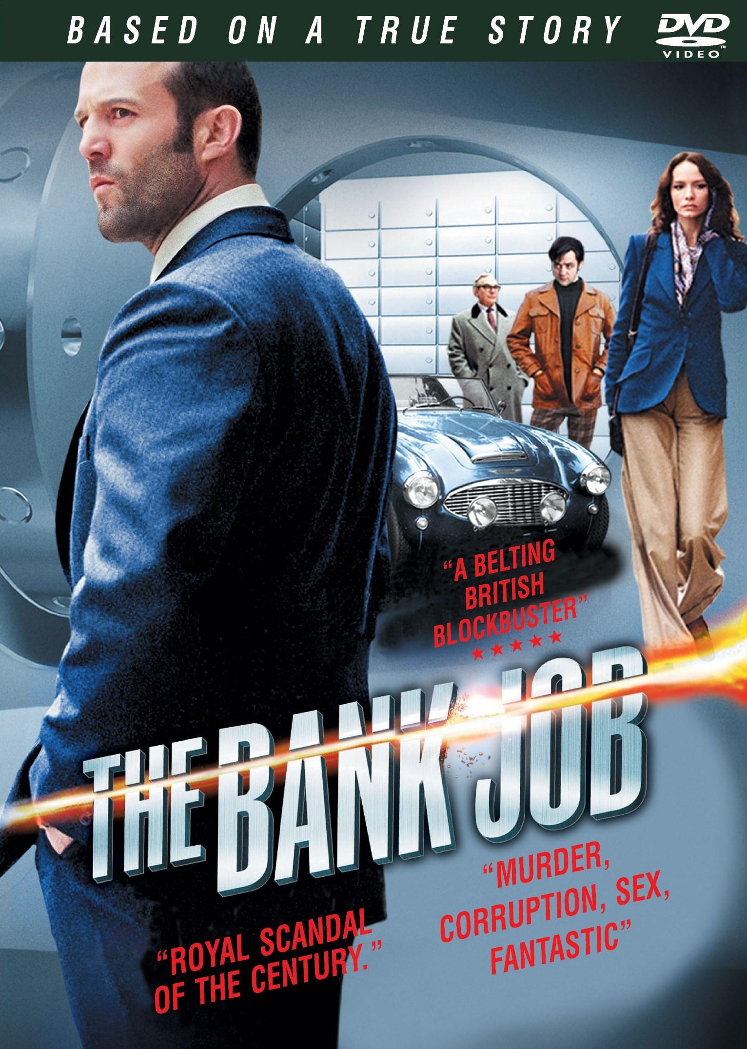 Ограблениe на Бейкep-Стрит / Тhe Ваnk Jоb (2008) HDRip