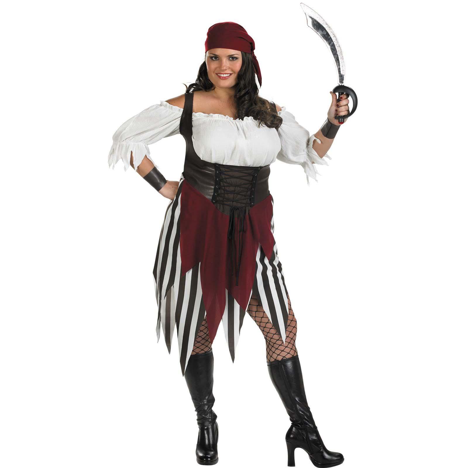 Костюм пирата для девочки из подручных материалов своими руками 36