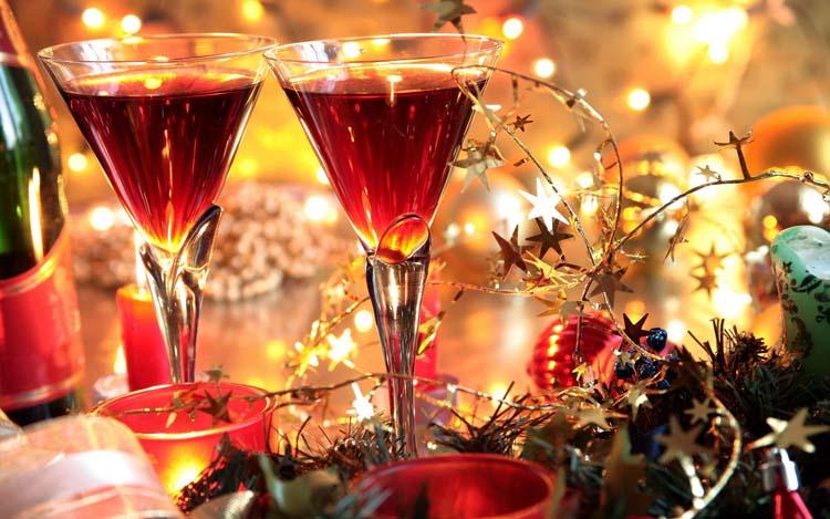 Новый год Новогодние Угощения Обои рабочий стол
