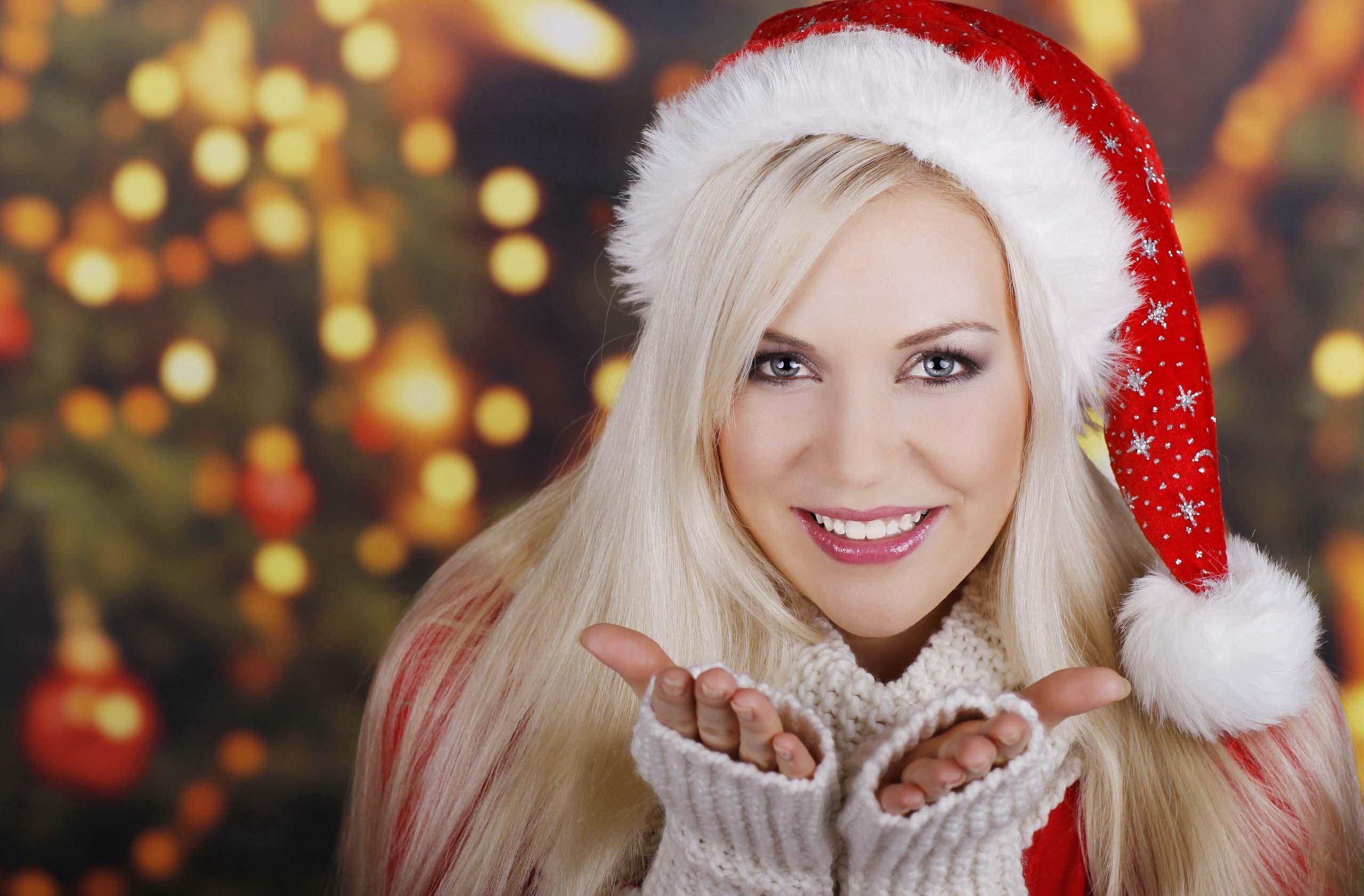 Блондинки снегурочки фото фото 194-639