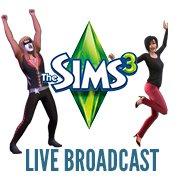 """Видео-чат """"The Sims 3 70е, 80е, 90е"""" симс 3 университет"""