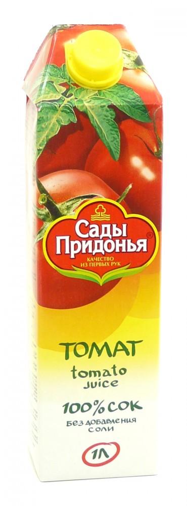 Сады придонья томатный сок