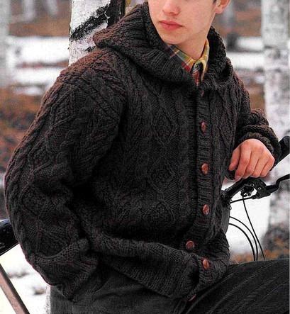 【引用】欣赏——男士各式毛衣 - 枫林傲然 -