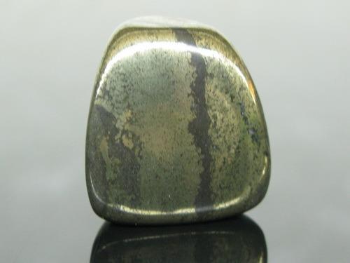 Энергия камней № 98 Пирит (окатанный камень) фото, обсуждение