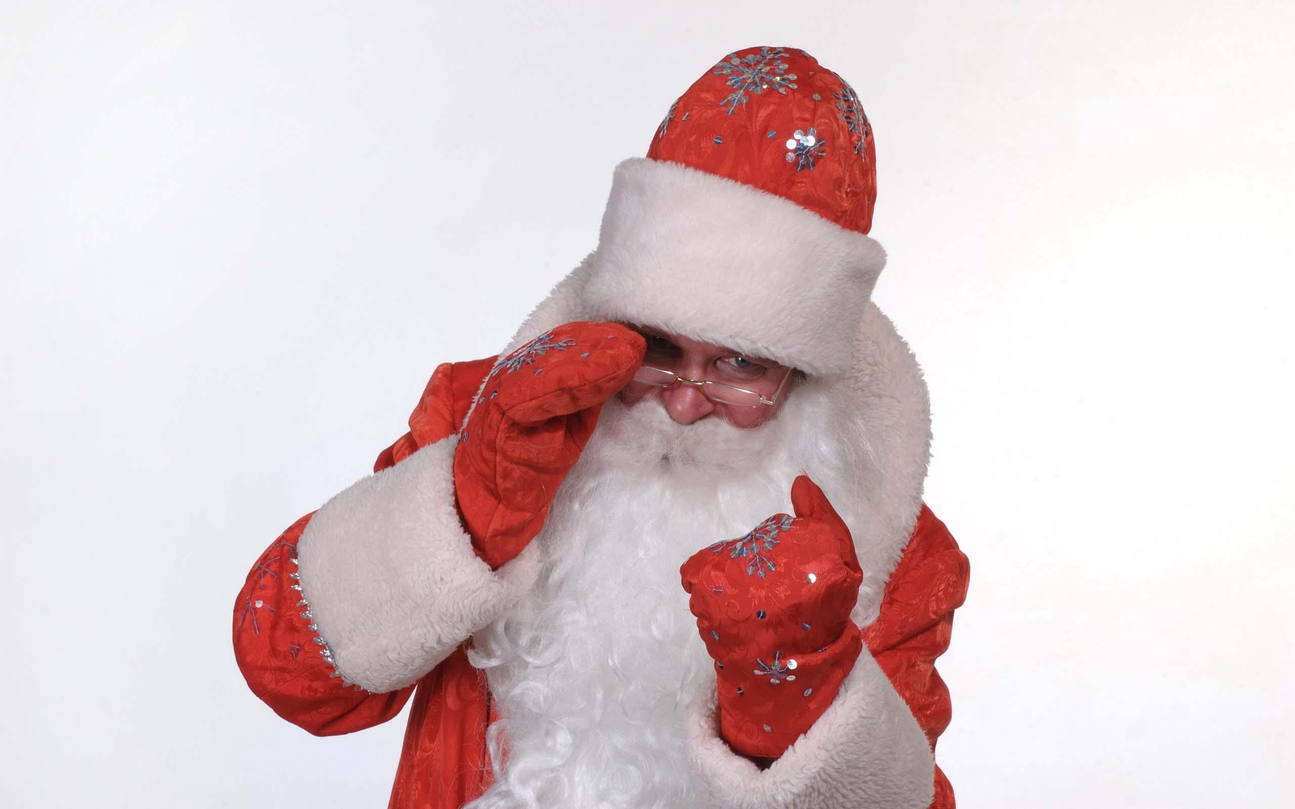 Дед мороз из великого устюга самара