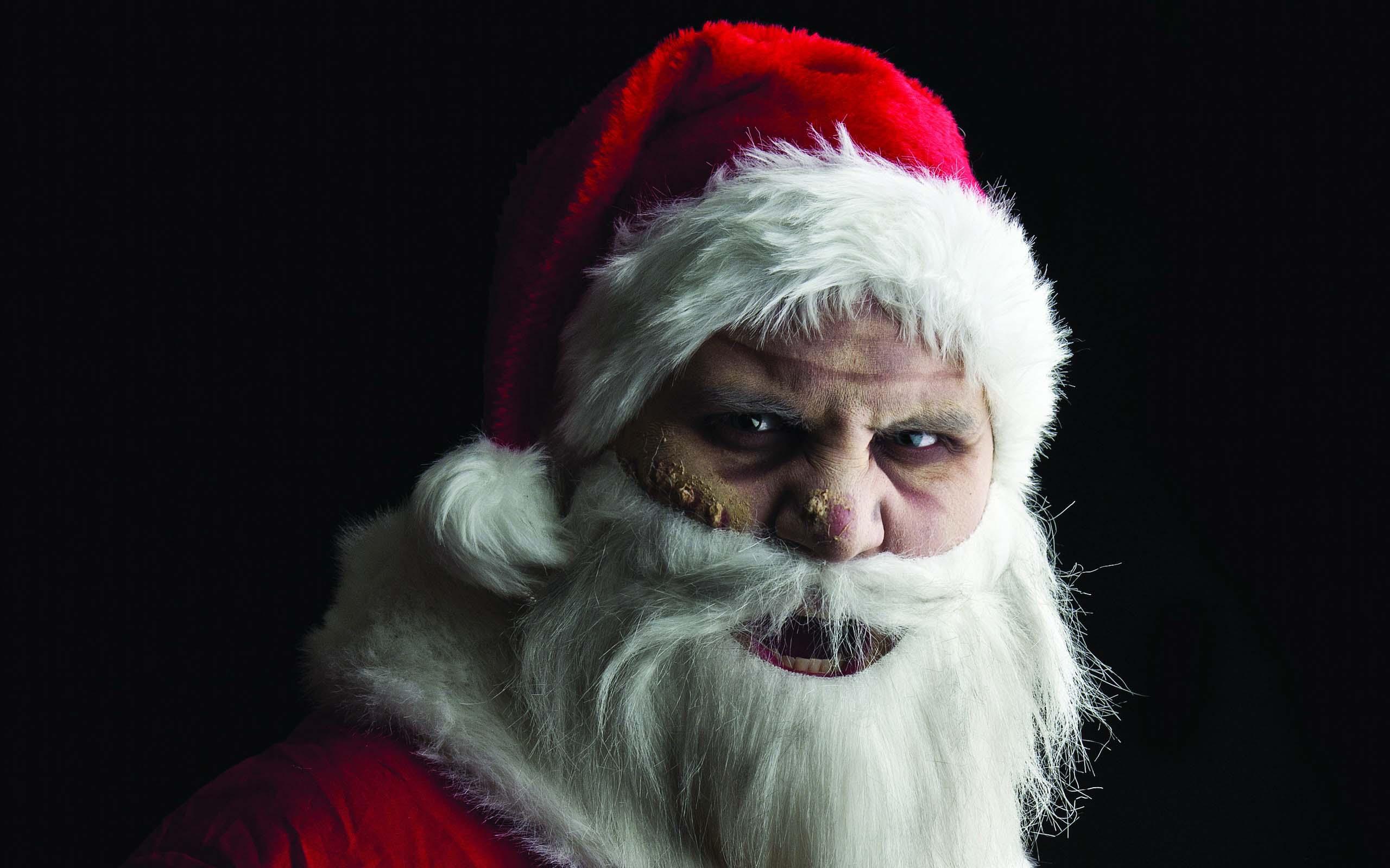 Новый год Злой Дед Мороз Картинки Обои рабочий стол: http://fon1.ru/load/82-1-0-13992