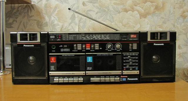 Panasonic rx-cw30 схема