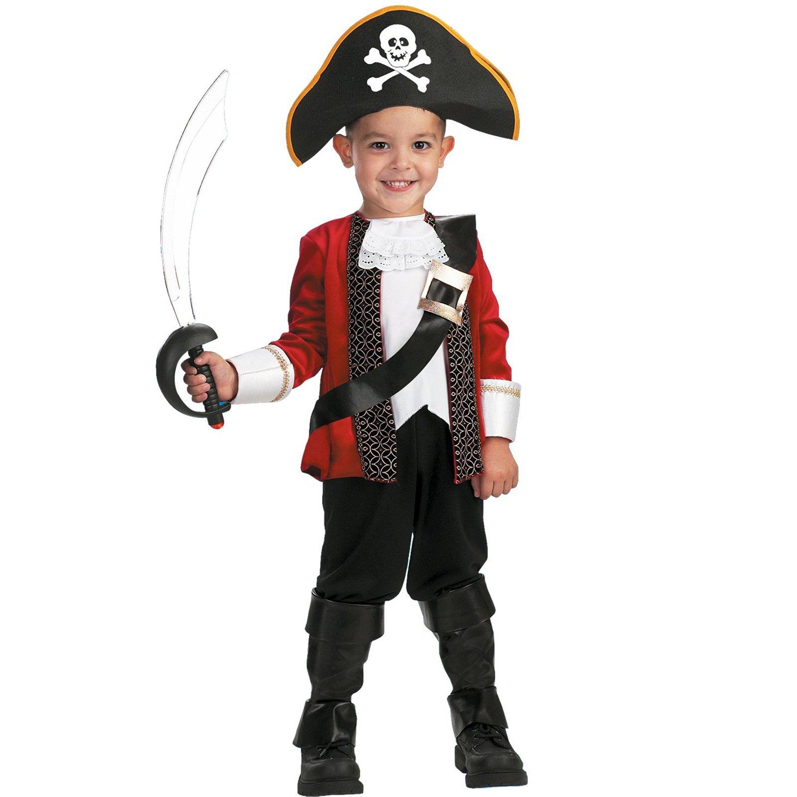 Костюм пирата на новый год фото своими руками