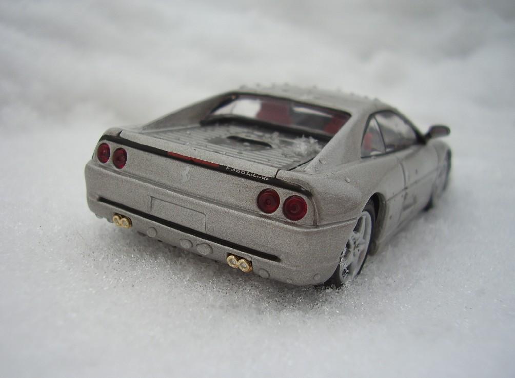 Ferrari Collection №26 F355 Berlinetta фото модели, обсуждение