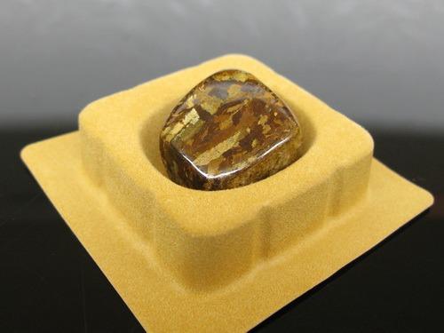 Энергия камней № 105 Бронзит (окатанный камень) фото, обсуждение
