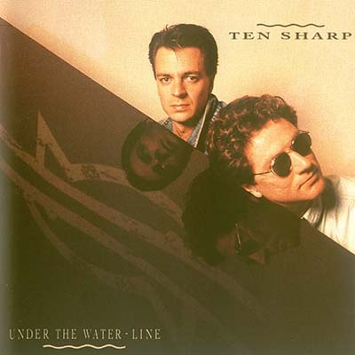 (Pop / Rock) Ten Sharp - Under The Water-Line - 1991, FLAC (image+.cue), lossless