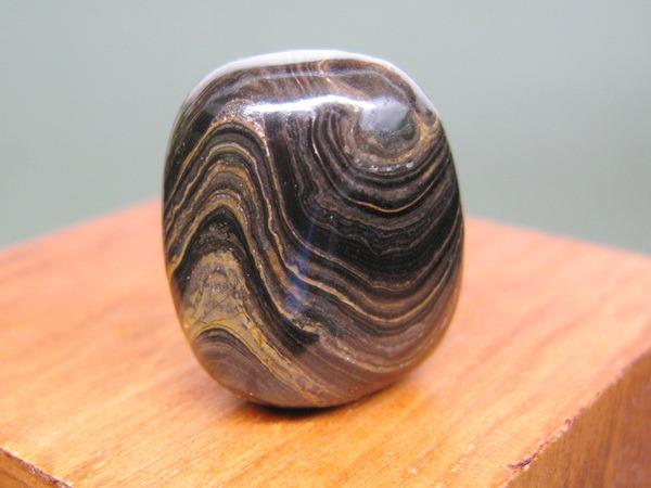Энергия камней № 108 Строматолит (окатанный камень) фото, обсуждение