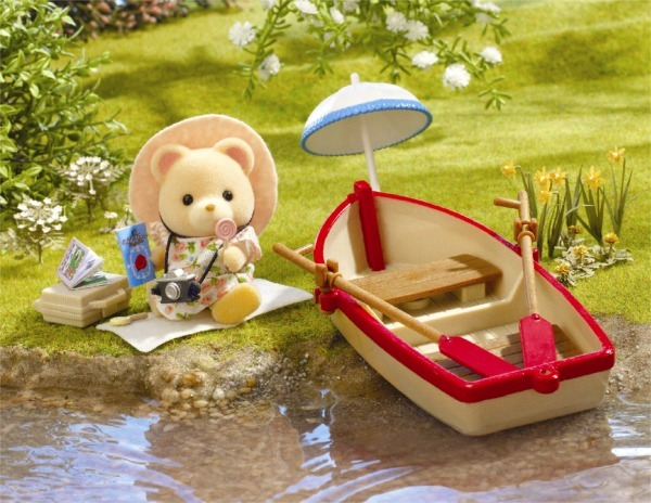 лодка сильвания фэмили