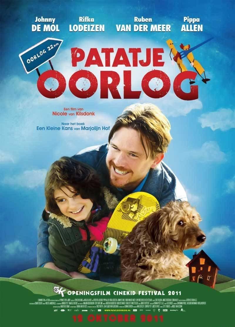 Шансы большие и маленькие / Patatje Oorlog (2011) HDRip