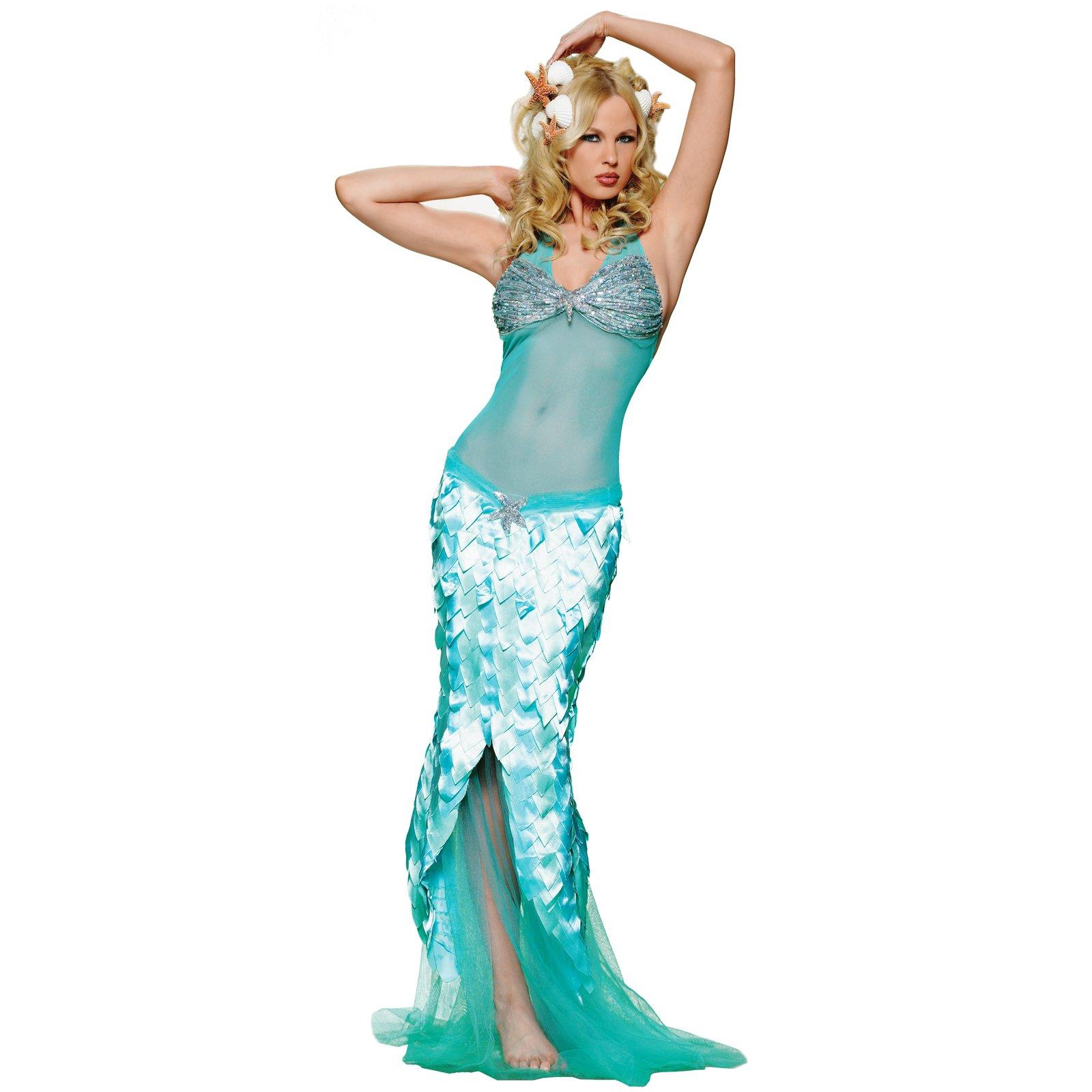 Новогодний костюм русалочки своими руками