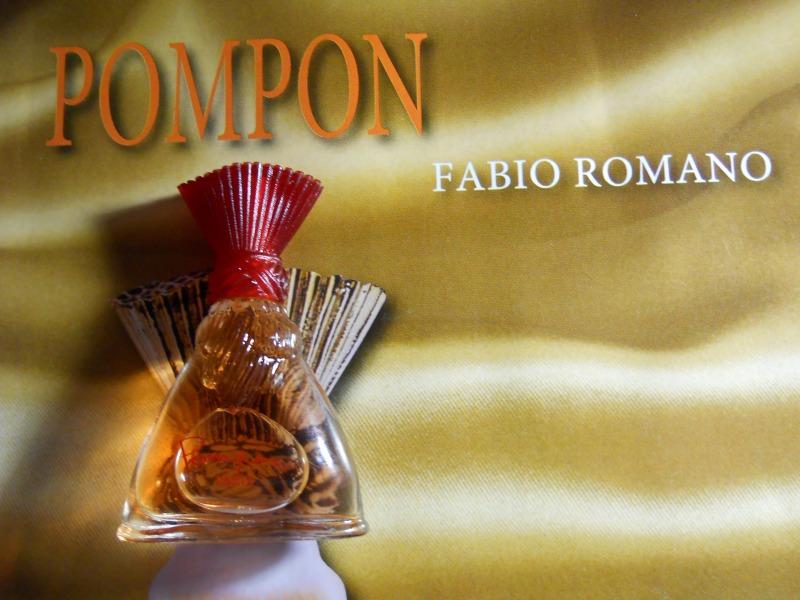 """Парфюм №7 """"Pompon"""" от Fabio Romano"""