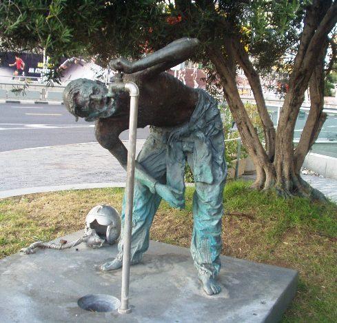 Памятники профессиям