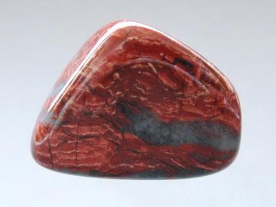 Энергия камней №115 Тигровая яшма (окатанный камень) фото, обсуждение