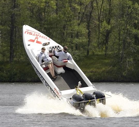лодка с подвесным мотором своими руками
