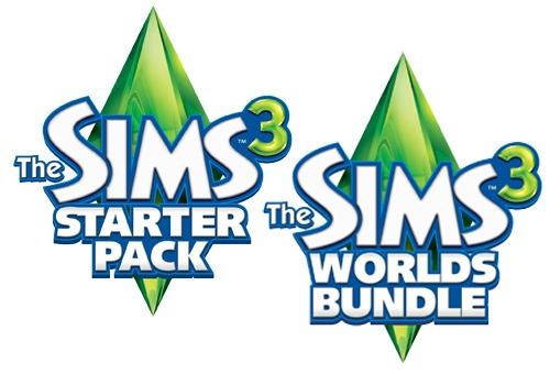 sims 3 набор для новичков набор городов