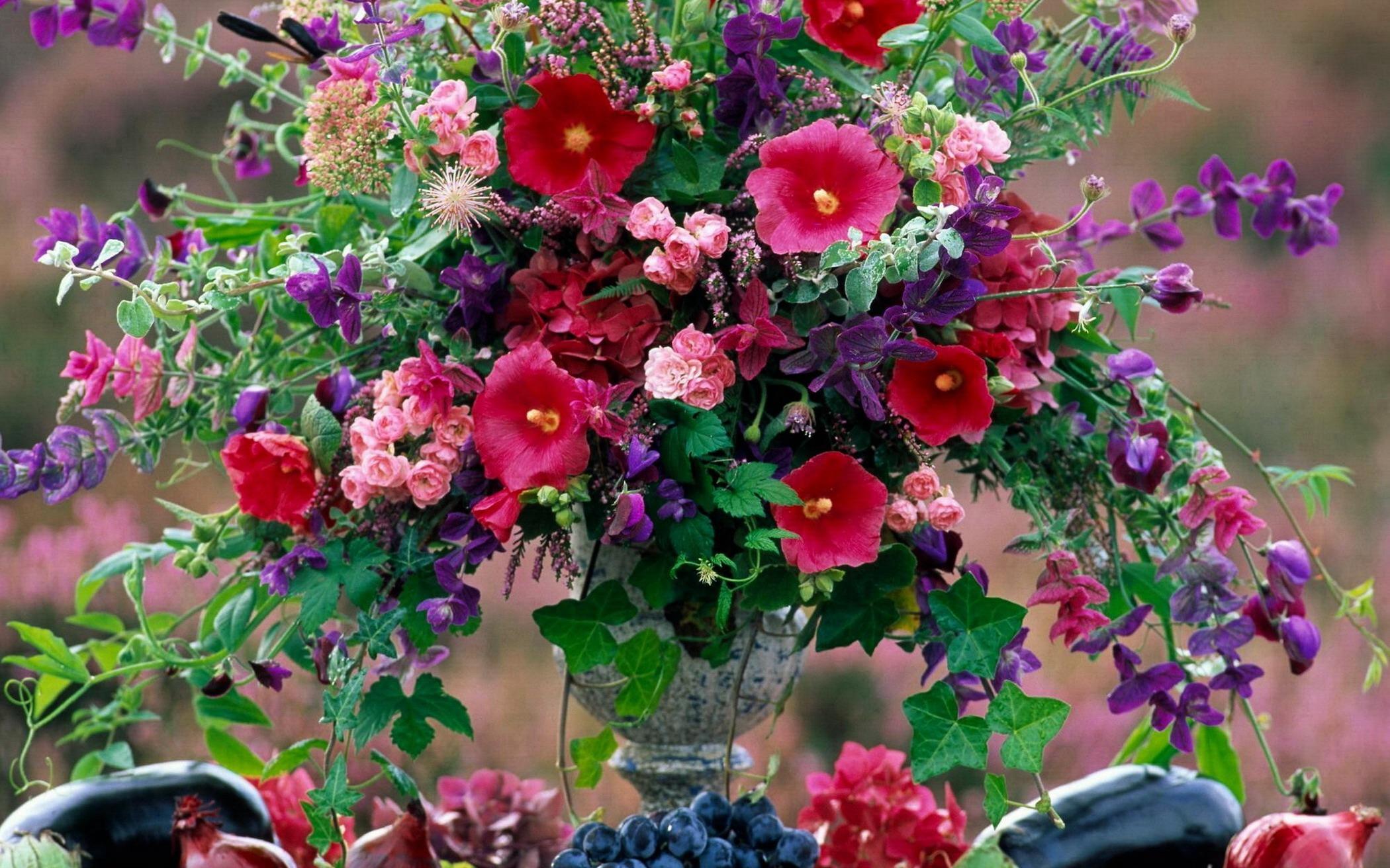 Живой цветок фото 8