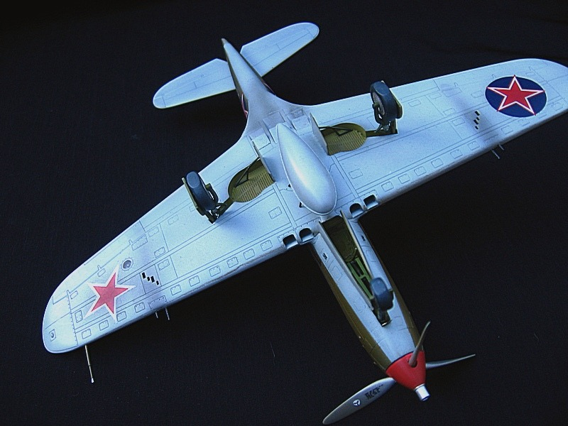 #warthuder #live_wt #workshop bell p-39q-5-be (42-19993) airacobra weapons bay open