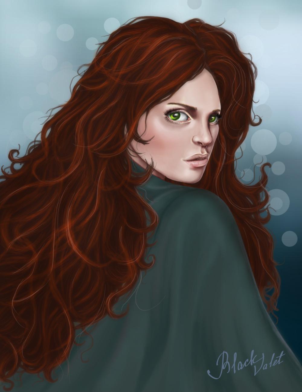 Рыжие девушки ведьм фото 2 фотография