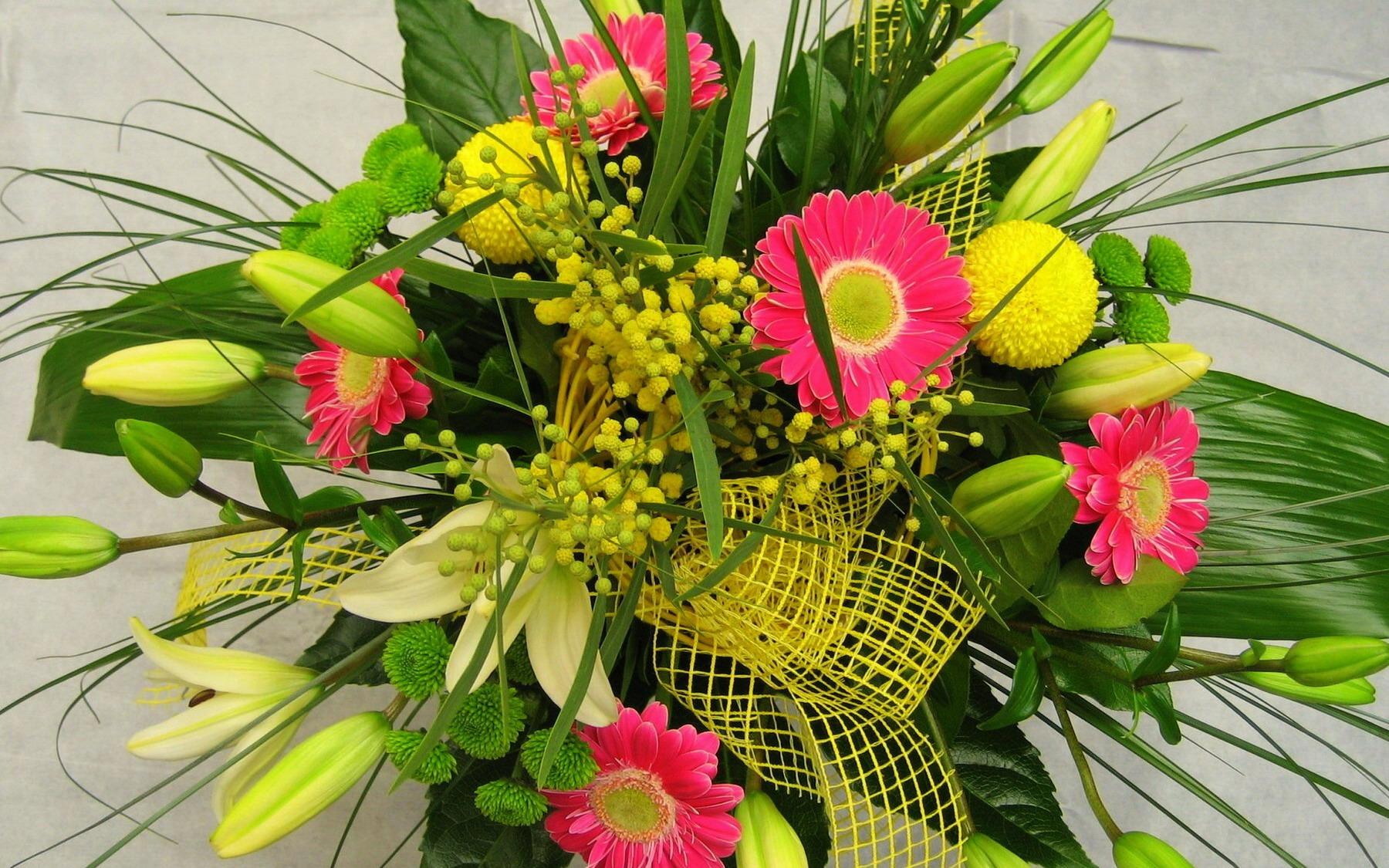 Фото цветы красивые букеты оформление