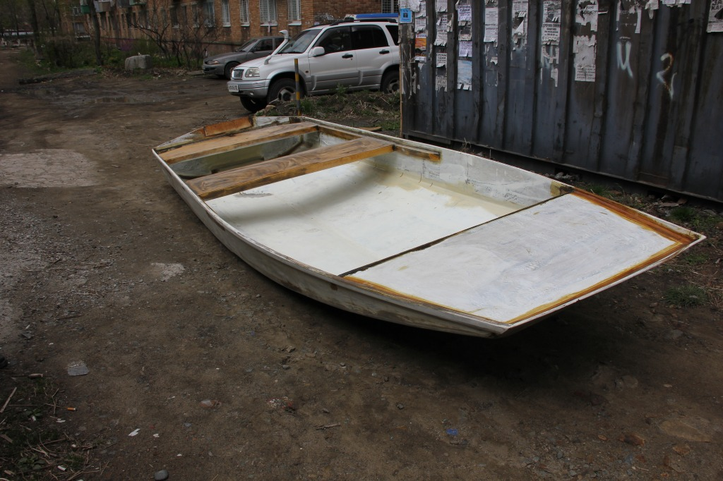 Построить лодку из пластика своими руками 38